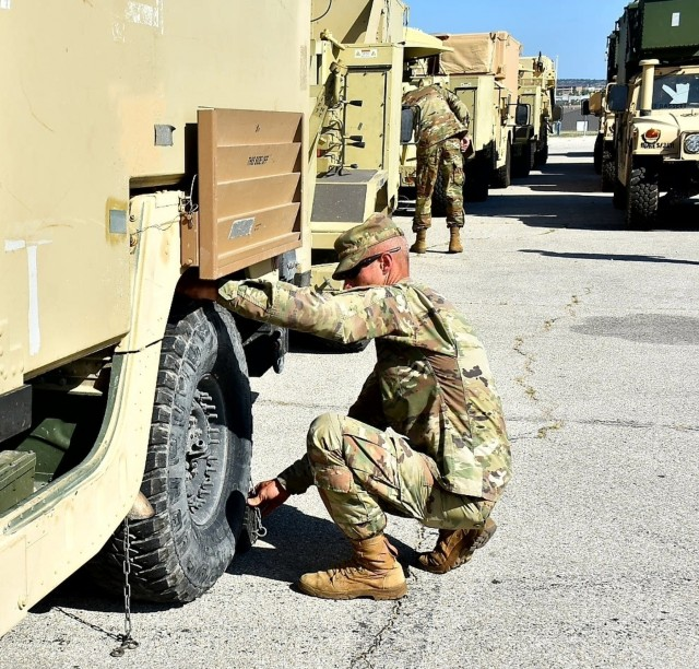 'Brave Rifles' are Lethally Trained and Ready for NTC and JRTC