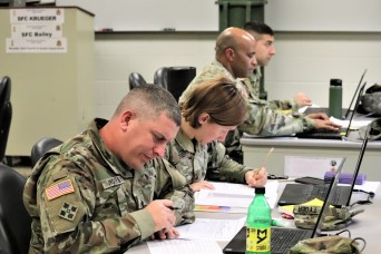 89B training moves administratively to Regional Training Site-Maintenance at Fort McCoy
