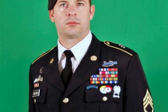 Master Sgt. Matthew Williams to receive the Medal of Honor