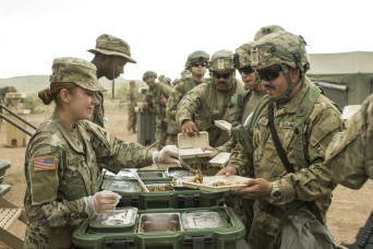 Eating right will improve ACFT score, says Army dietitian