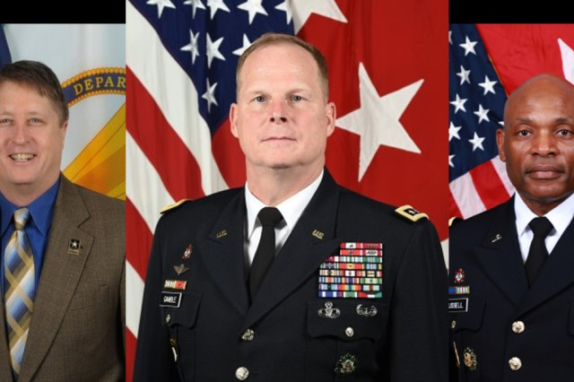 LTG Duane Gamble, MG Michel Russell, Sr., and Mr. William Moore will participate in the AUSA 2019 Annual Meeting and Exposition.