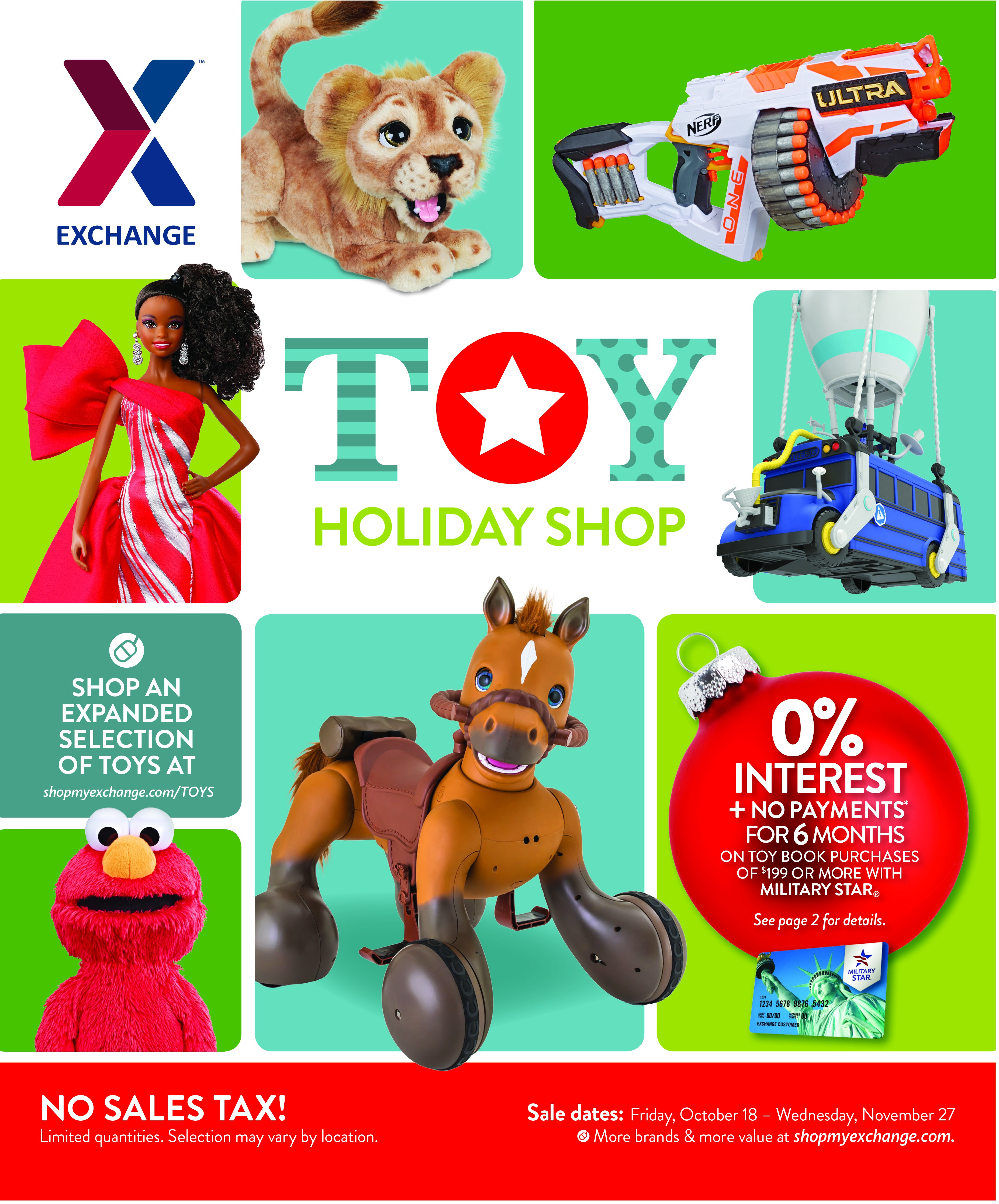 Exchange's 20 Toy Book is every military brat's guide to the ...