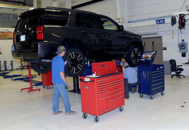 General Motors celebrates 10 years at Yuma Proving Ground