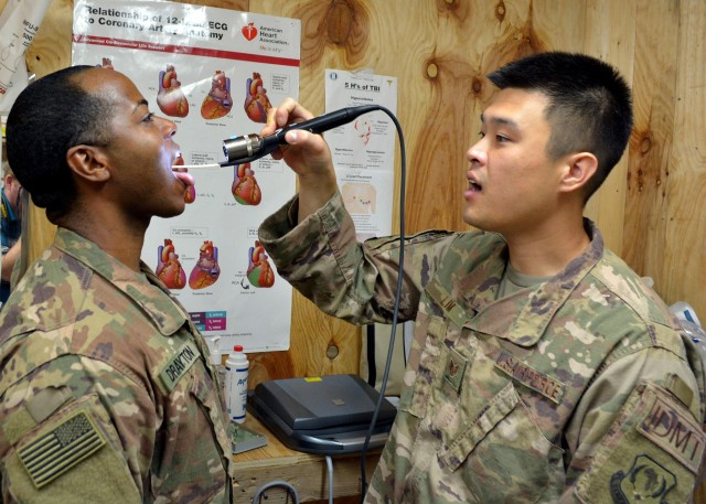 Army Medicine Europe improves virtual health ability in Africa