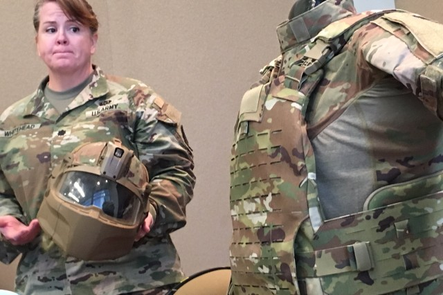 New protective gear saves Soldier's life