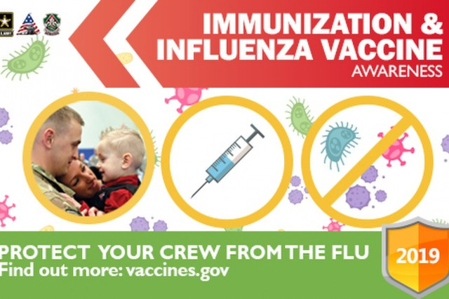This year's flu season began Oct. 1, 2019. For more information about this flu season and additional ways to protect you and your crew from the flu visit the CDC website at: https://www.cdc.gov/flu/index.htm