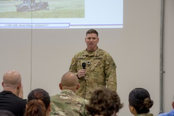 Army Reserve aviation unit hosts ESGR Boss Lift in Conroe, Texas