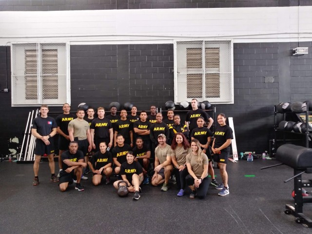 82nd ADSB launches new fitness program
