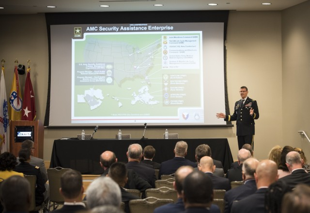 Security enterprise shares information with defense industry