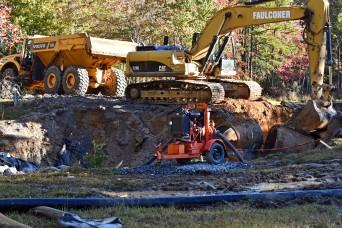 Raymond's Fork culvert replacement will enhance safety, help wetland