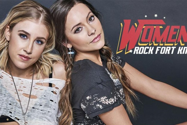 Country music stars Maddie & Tae will be headlining Army Entertainment's Women Rock the Forts Tour stop at Fort Knox Nov. 8, 2019, in coordination with Fort Knox MWR.