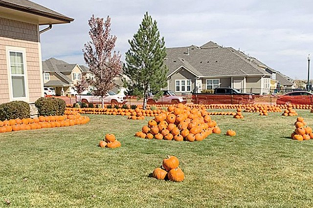 "FORT CARSON, Colo. - Fort Carson Family Homes hosts a Pumpkin Patch Festival at the Balfour Beatty Joel Hefley Community Center Oct. 17, 2019, and hosts its final Halloween-themed event for Fort Carson housing residents during ""Hocus Pocus Movie Night,"" Oct. 27, 2019, at the South Community Center, 1045 Titus Blvd., from 5-7 p.m. Trick-or-treating in on-post housing areas will take place Halloween night, Oct. 31, 2019, from 5-8 p.m. in all housing villages. (Courtesy photo)"