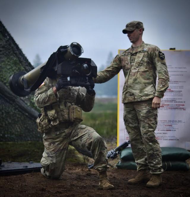Lancer Brigade Prepares for Expert Soldier and Expert Infantry Badge