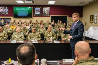 Army senior leaders: Recruiting is the 'lifeblood' of the Army