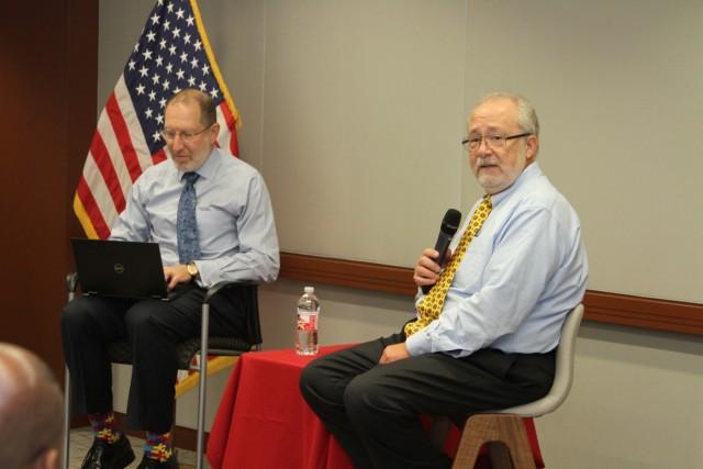 Former senior Acquisition civilians led the Section 809 Panel discussion