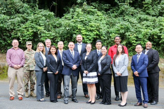 Japan Engineer District kicked off its 2019-2020 USACE Leadership Development Program Level II. This was the first session in the nine month multifaceted leadership and management development program.