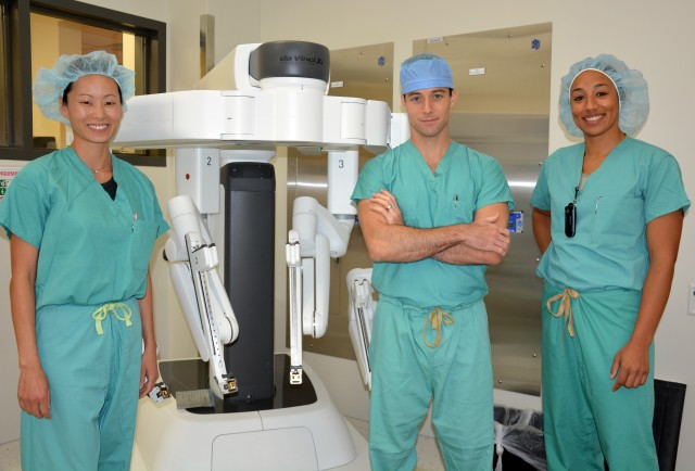 New business model expanding access to CRDAMC's urology services
