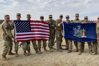 NY Soldiers, Airmen represent US at South African contest
