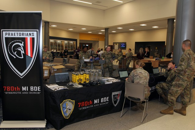 780 MI Bde. supports the Maryland STEM festival