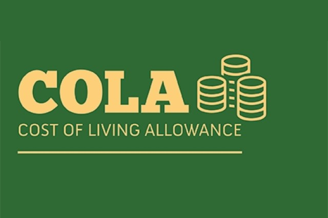 This year, Cost of Living Allowance adjustments in Germany will be made using only the Retail Price Schedule, also known as a Market Basket Survey. The actual COLA adjustments based on the RPS results will go into effect in early 2020.