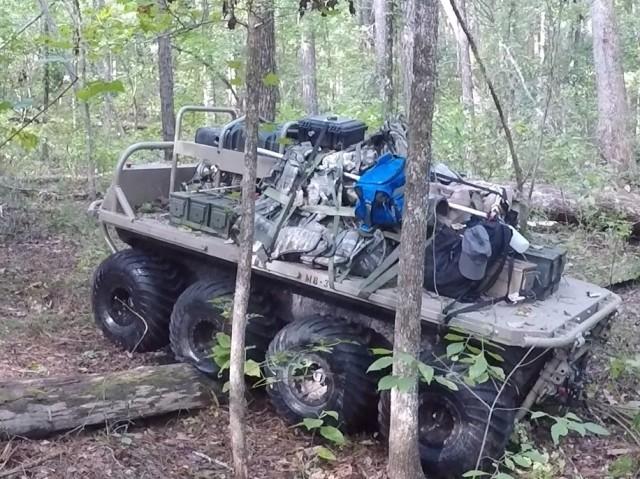 Small Multipurpose Equipment Transport