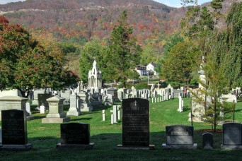 U.S. Military Academy Cemetery sees increase in burial demands, expansion project underway