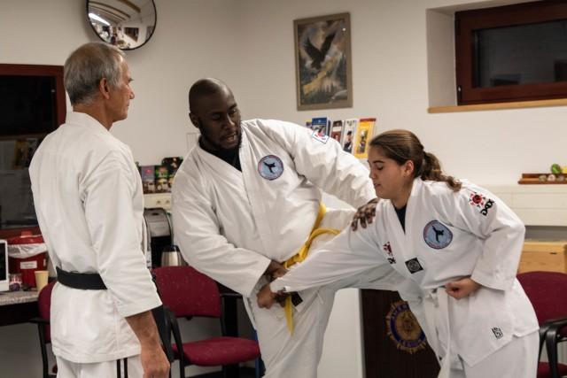 The International Martial Arts Self Defense Class