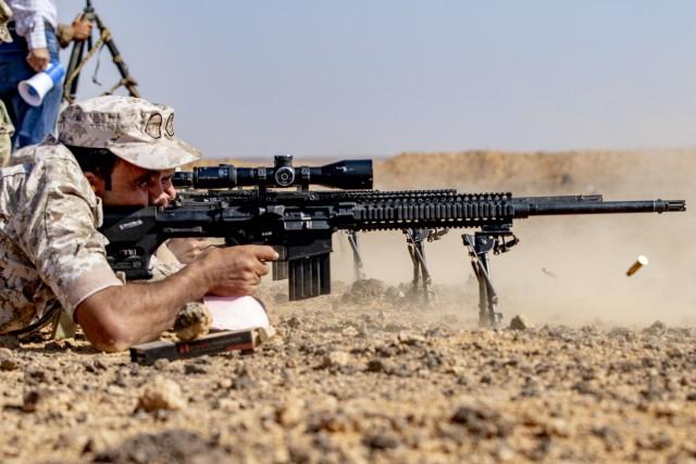 Snipers aim to sharpen shooting, teaching skills