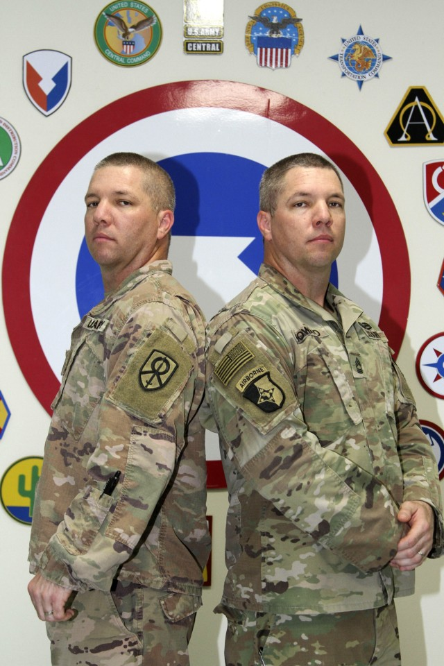 Third Times a Charm - Twin Brothers Deploy Together Again