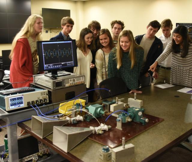 Team Redstone hosts Adventures in Engineering