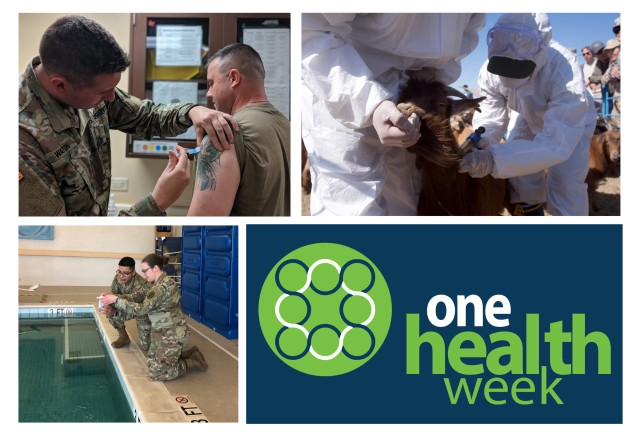 One Health Week highlights comprehensive public health concept