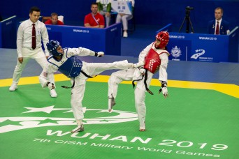 USA Taekwondo Team hangs tough, falls short of medaling in China