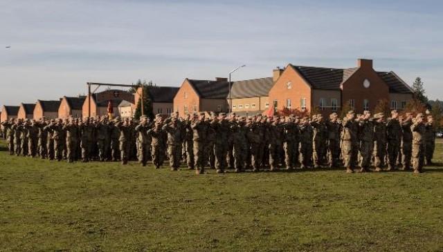219 Lancer Soldiers Prove Expert Proficiency