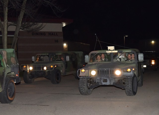 109th Airlift Wing responds to Herkimer flooding