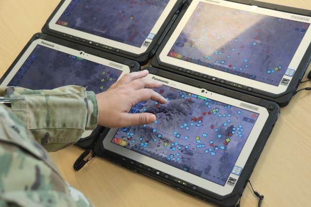 Army training software builds a more agile, lethal force