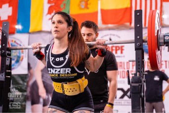 Soldier competes at World Championship in powerlifting