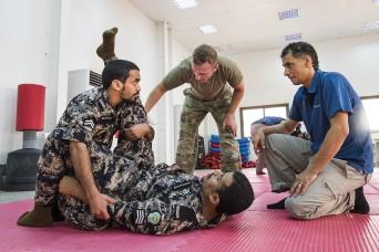 MOI-MAG advise and train in Saudi Arabia