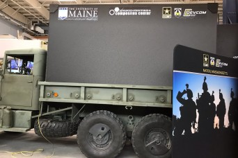 World's largest 3D printer speeds up prototyping and production of Soldier products/capabilities