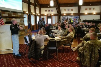 Pa. Guard hosts national search-and-rescue conference