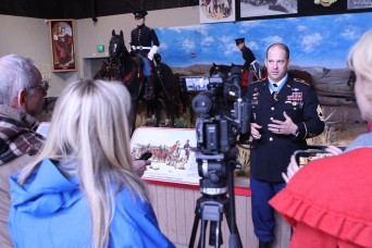 Medal of Honor recipient speaks to youth about Army opportunities