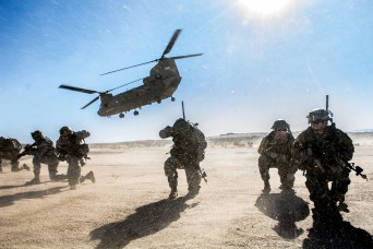Noncommissioned officers give big advantage to US military