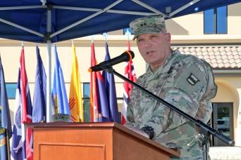 The Army School System (TASS) Opens New Training Center at Fort Hunter Liggett