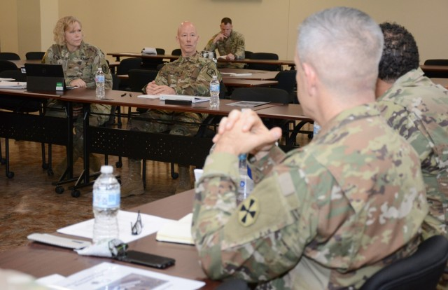 Army HRC prepares AG leaders for command and key positions during AG Pre-Command Course