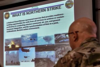 Planning underway in Michigan for Northern Strike 2020