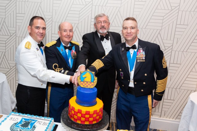 902nd MI Group's 75th Anniversary Gala