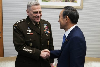 Milley describes Indo-Pacific region as U.S. military's 'main effort'