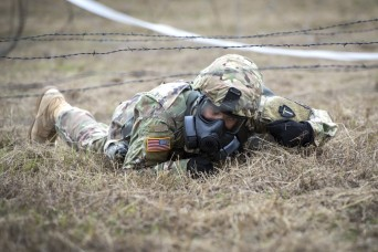 National Guard competition showcases its elite