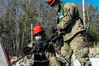 Maine hosts regional National Guard disaster response training