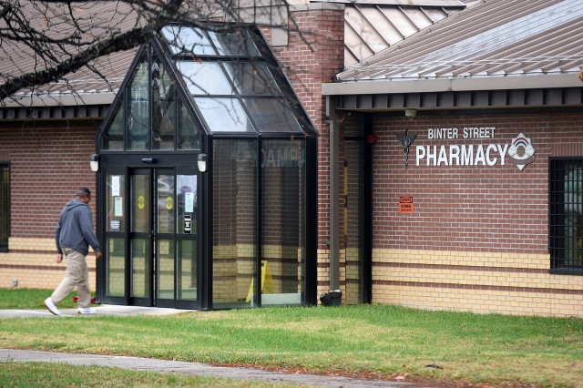 Medical care changes coming to Fort Knox at the start of 2020 have also necessitated changes to how Binter Street Pharmacy operates. Set to open in January, the newly constructed Ireland Army Health Clinic's pharmacy, with its much smaller footprint, will focus solely on servicing active duty Soldiers and their Families, making Binter Street the go-to for pharmacy services to retirees and their families.
