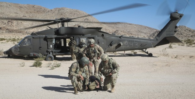 Five Key Imperatives to the 3rd CR's Success at NTC